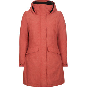 Elkline Warmumsherz Outdoorjacke Damen red